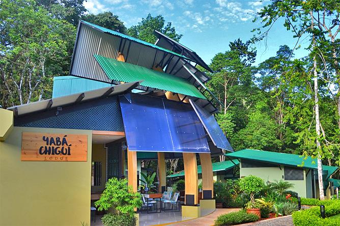 Yaba Chigui Lodge – Haupthaus Satú Rancho