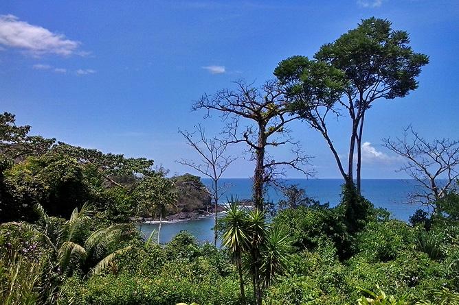 Drake Bay – Isla Caño Blick