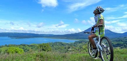 Biking Arenal - 7 Tage-Tour Mountainbiking, Hiking