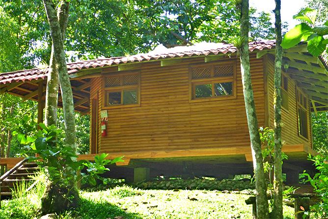 Macaw Lodge – Cabana