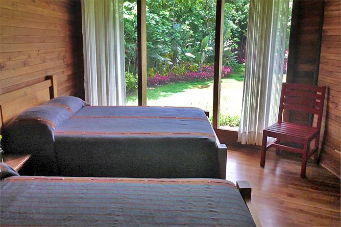 Macaw Lodge – Standard-Zimmer mit Queen Betten