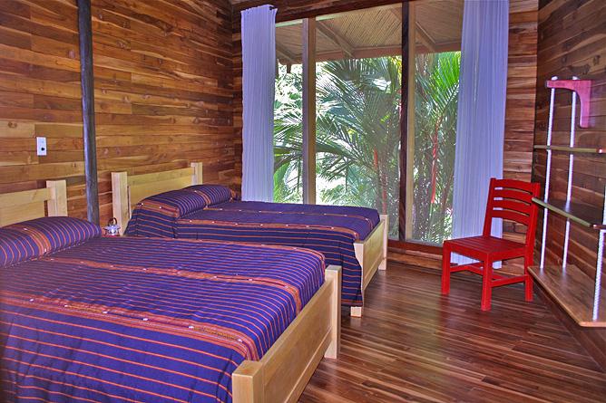 Macaw Lodge – Standard-Zimmer