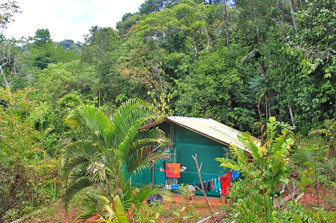 Isla Violín – Cabana-Deluxe, Aussenansicht