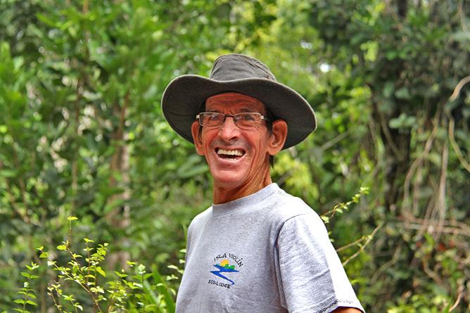 Isla Violín – Carlos