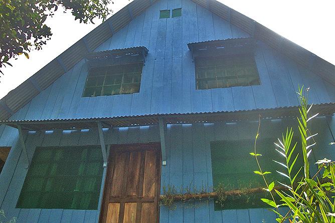 Isla Violín – Haupthaus