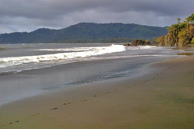 Isla Violín – Playa Violín
