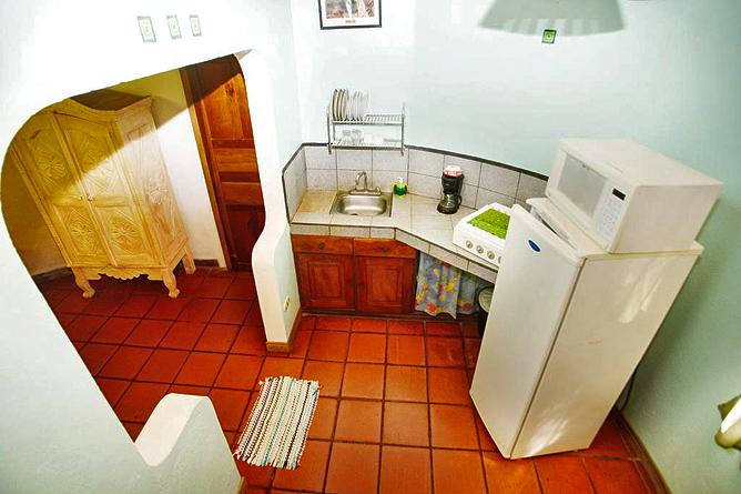 Luna Llena Bungalow mit Küchenzeile
