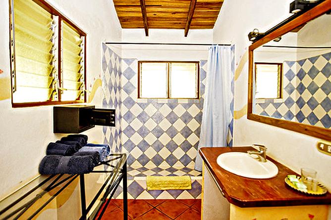Luna Llena Standard Zimmer Badezimmer