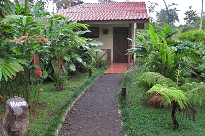 "Maquenque Lodge – Bungalow ""Mono"""