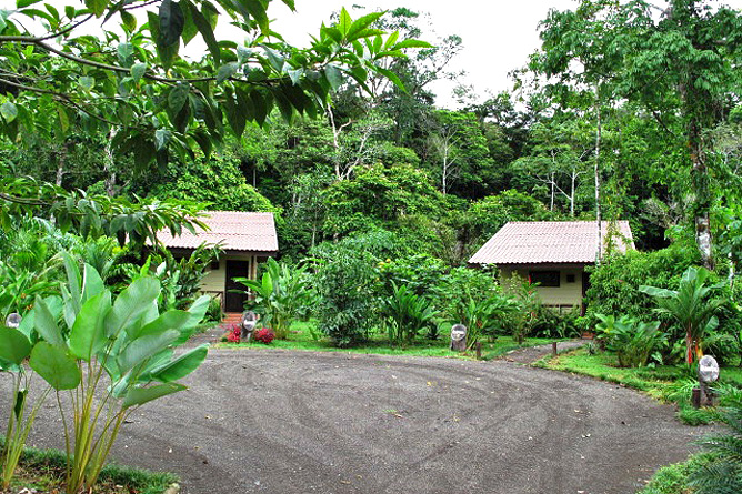 Maquenque Lodge – Bungalows