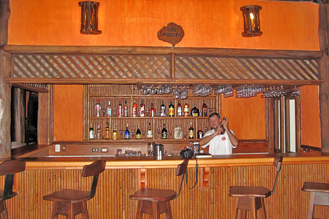 Maquenque Lodge – Restaurant-Bar