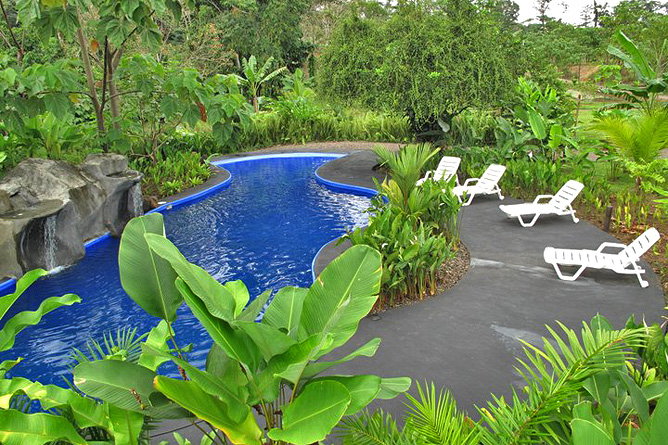 Maquenque Lodge – Swimming Pool