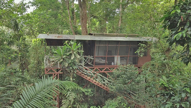 Maqueque Lodge – Tree House