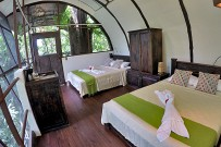 Maquenque-Lodge_Tree-House_Schlafzimmer