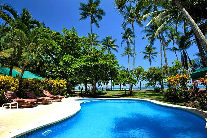 Rafiki Beach Camp – Swimmingpool