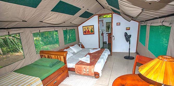 Rafiki-Beach-Camp_Zelt_Komfortable-Ausstattung