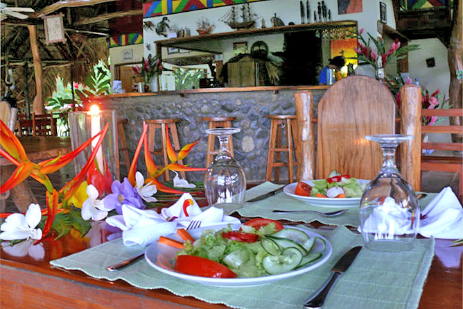 Rafiki Safari Lodge – Restaurant