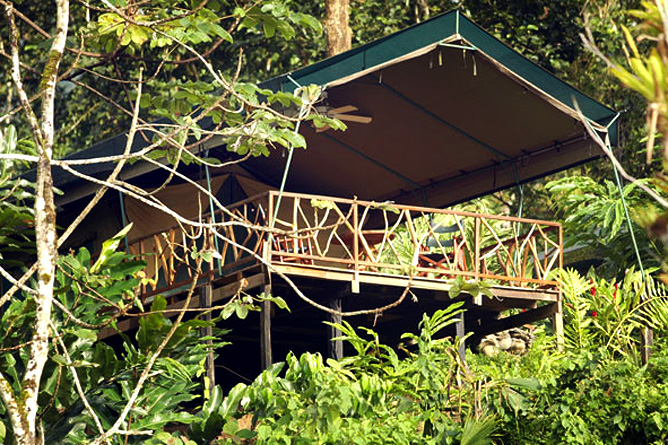 Rafiki Safari Lodge – Safari-Zelte