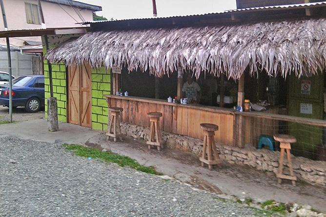 Cahuita – typisches Soda