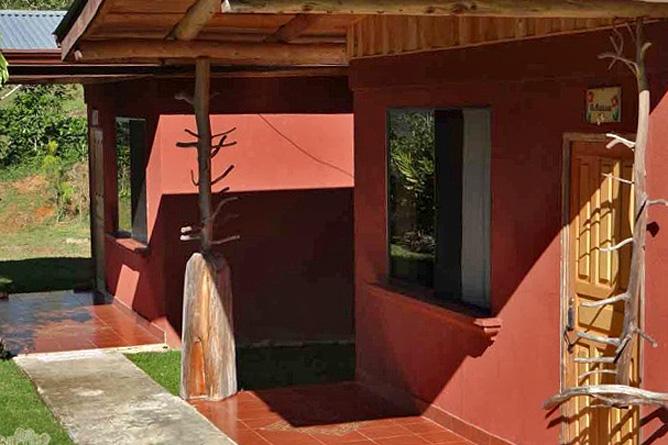 El Pelicano Cabana-Suite Aussenansicht