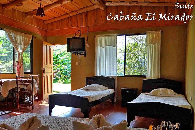 """El Pelicano – Cabana-Suite """"El Mirador"""""""