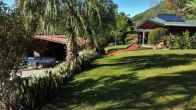 El Pelicano Garten