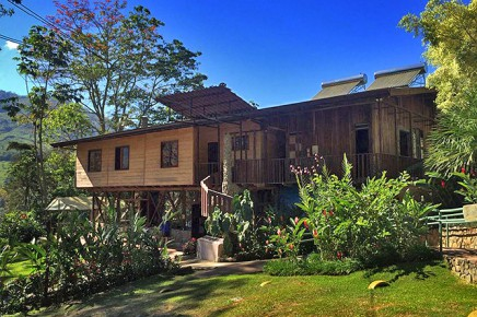 El-Pelicano_Lodge-Eingang