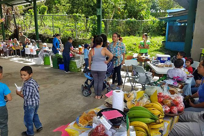 El Pelicano San Gerado de Rivas – Lokaler Wochenmarkt