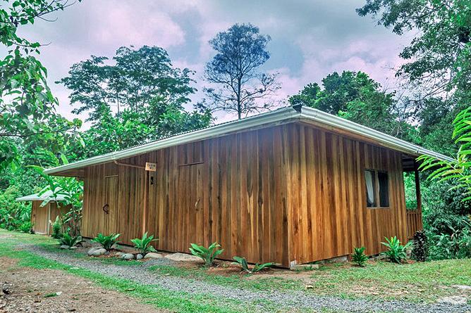 Los Campesinos Eco Lodge – Cabina