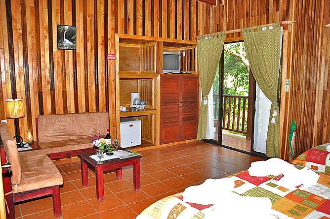 Los Campesinos Eco Lodge – Cabina für 2 Personen