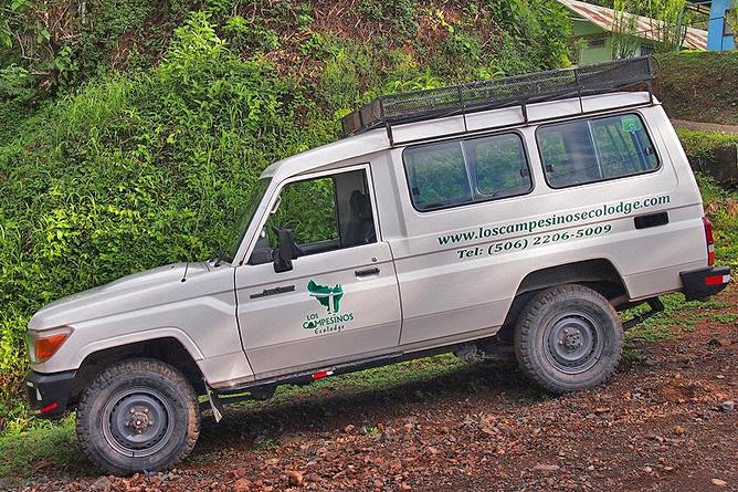 Los Campesinos Eco Lodge – Transportservice