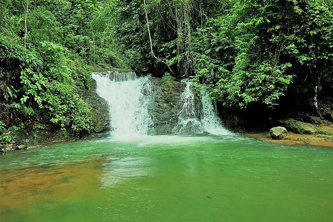 Los Campesinos Eco Lodge – Wasserfall