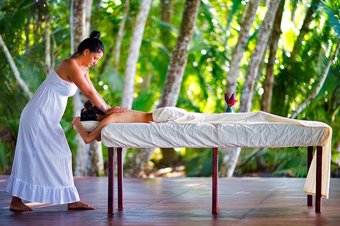 Nicuesa Massagen
