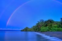 Nicuesa_Playa-Nicuesa_Regenbogen