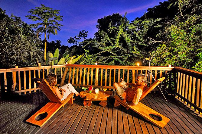 Nicuesa Suite-Bungalow Deck