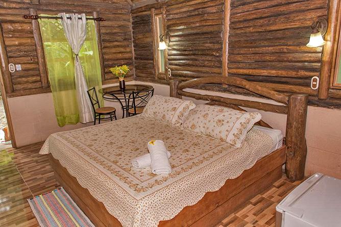 Arenal Oasis Bungalow Doppelbett