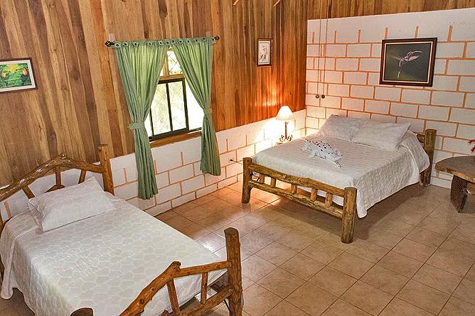 Arenal Oasis Bungalow Interior