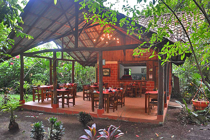 Arenal Oasis Restaurant
