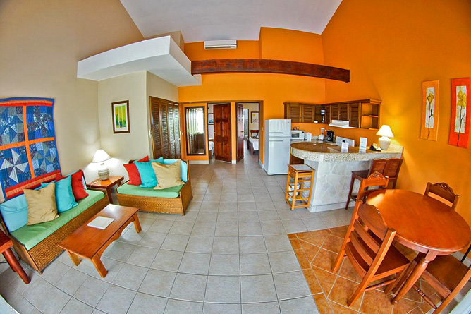 Bahia del Sol Familien-Suite