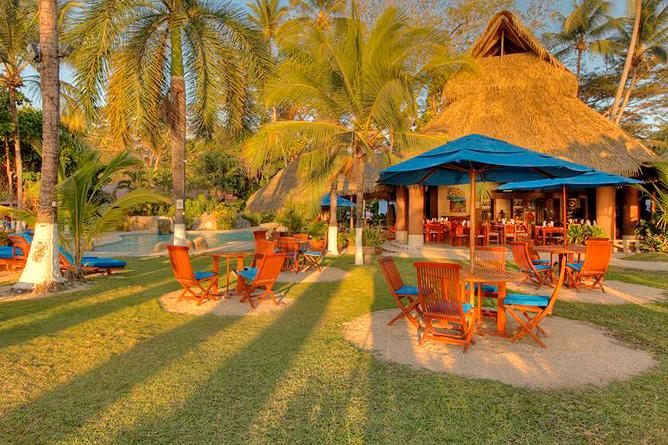 Bahia del Sol Gartenanlage