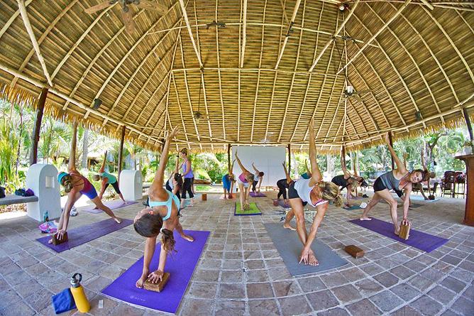 Bahia del Sol Gymnastik-Plattform