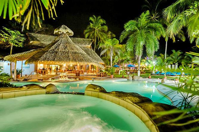 Bahia del Sol Pool und Restaurant