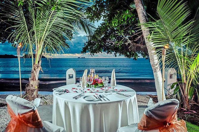 Bahia del Sol Restaurant Romantisches Dinner
