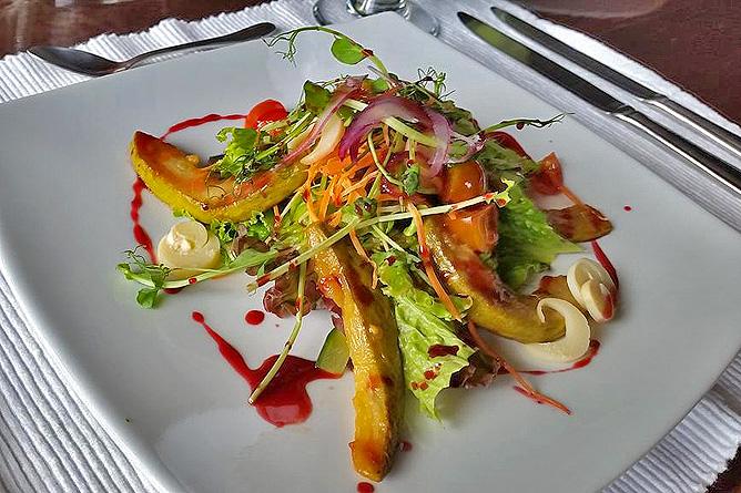 Bahia del Sol Restaurant Speisen