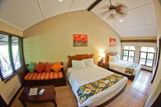 Bahia del Sol Standard-Zimmer Queen Betten