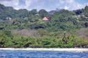 Blue Jay Anlage Blick vom Meer