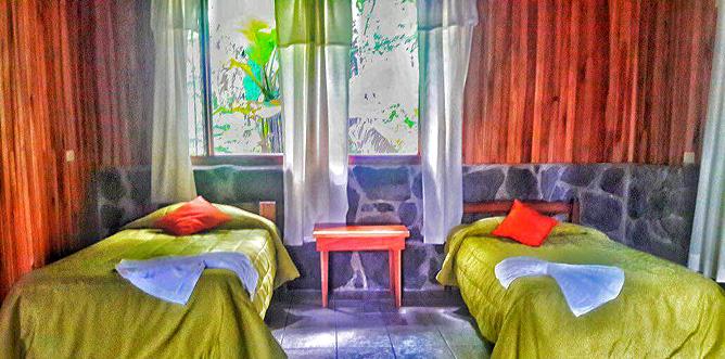 El Bosque Standard-Zimmer Einzelbetten