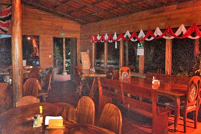 El Bosque Frühstücksraum