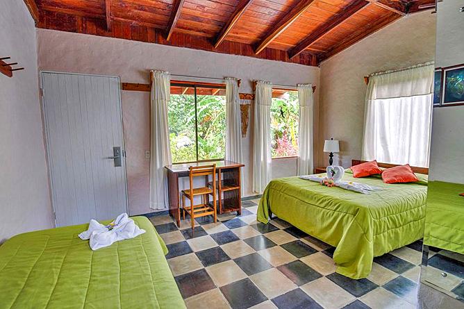 El Bosque Standard-Zimmer 4 Personen