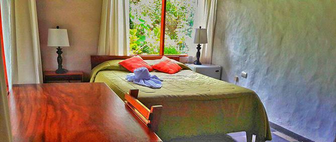 El Bosque Standard-Zimmer Doppelbett